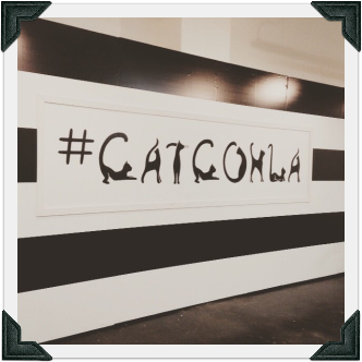 CatConLA sign