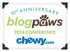 BlogPaws 10th Anniversary 2018 Conference (Chewy.com)